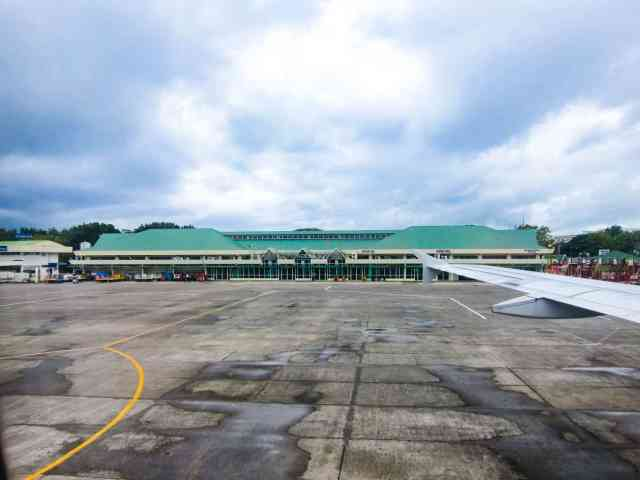 puerto princesa international airport palawan