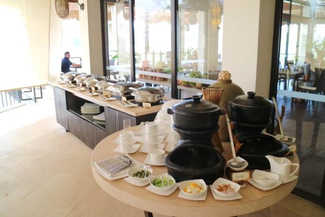 Breakfast at Pangulasian, El Nido, Palawan, Phlippines