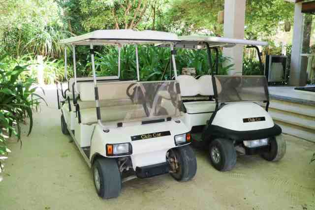 Buggy at Pangulasian, El Nido, Palawan, Phlippines