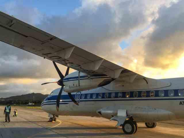 El Nido Airport, Palawan, Phlippines