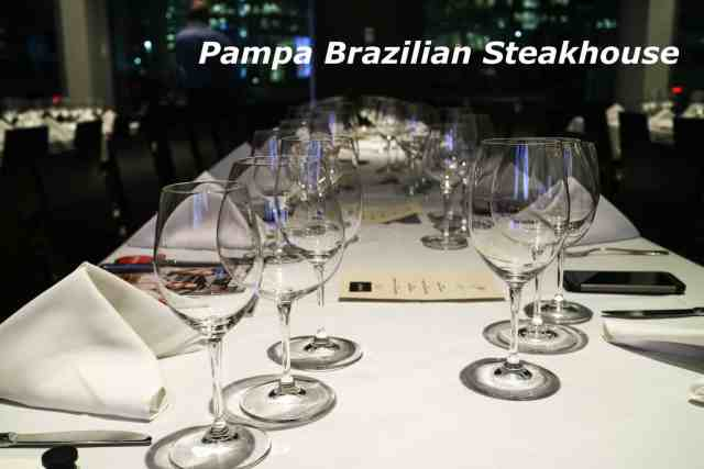 Pampa Brazilian Steakhouse, Calgary, Canada