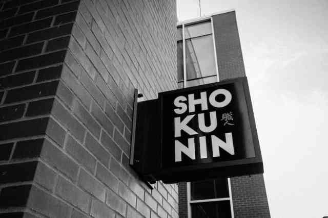 Shokunin, Calgary, Canada