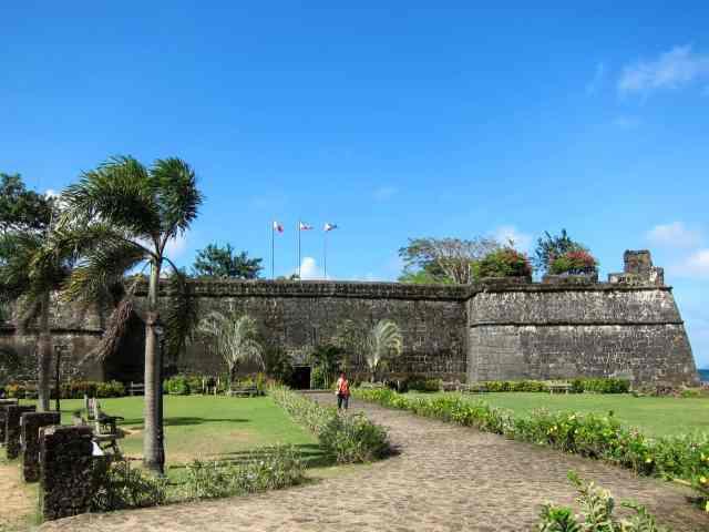 Taytay fort, Palawan, Philippines