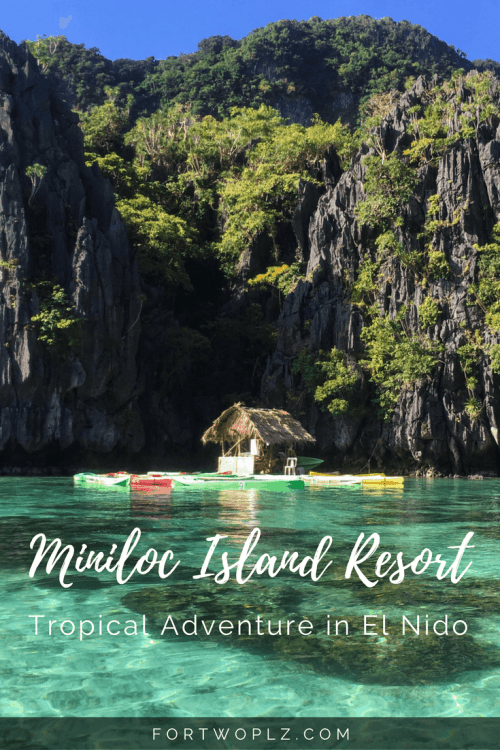 Want to have an adventurous-filled honeymoon? Consider Miniloc Island in El Nido! It will leave you with unforgettable memories in the Philippines!