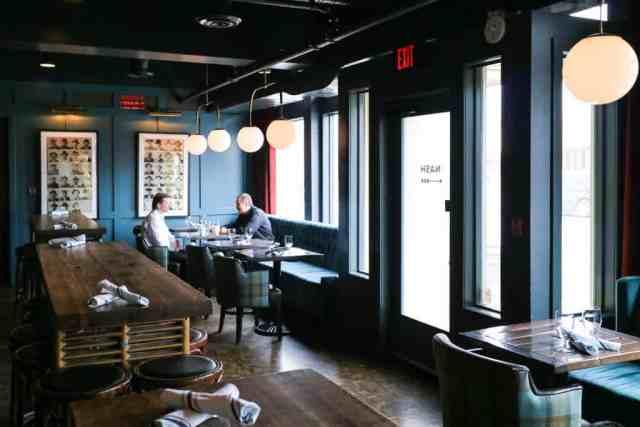 The Nash and Off Cut Bar, Calgary, Canada