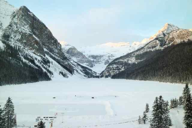 Fairmont Chateau Lake Louise, Banff