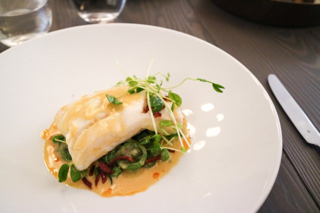 Halibut from Whitehall, Calgary, Canada