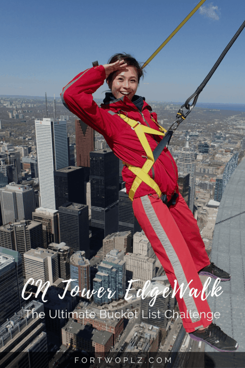 Up for a challenge? Face you inner demon at CN Tower's EdgeWalk in Toronto. This memorable, thrilling experience will be another thing to check off your bucket list!