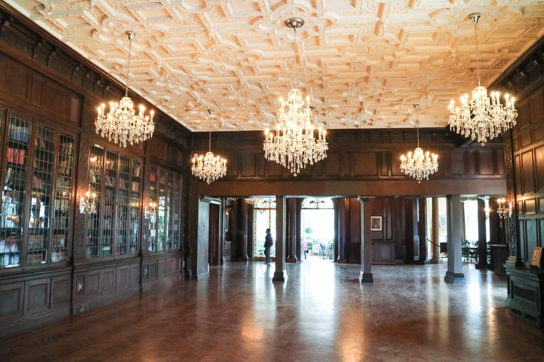 Places to visit in Toronto for photographers - Casa Loma