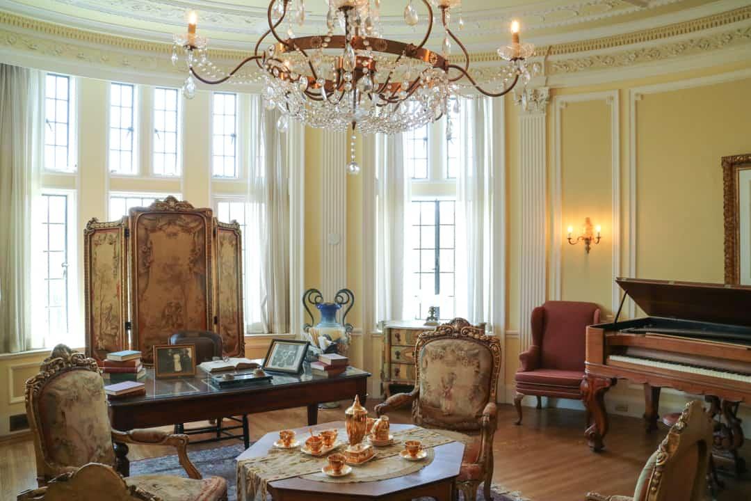 Round Room at Casa Loma Toronto