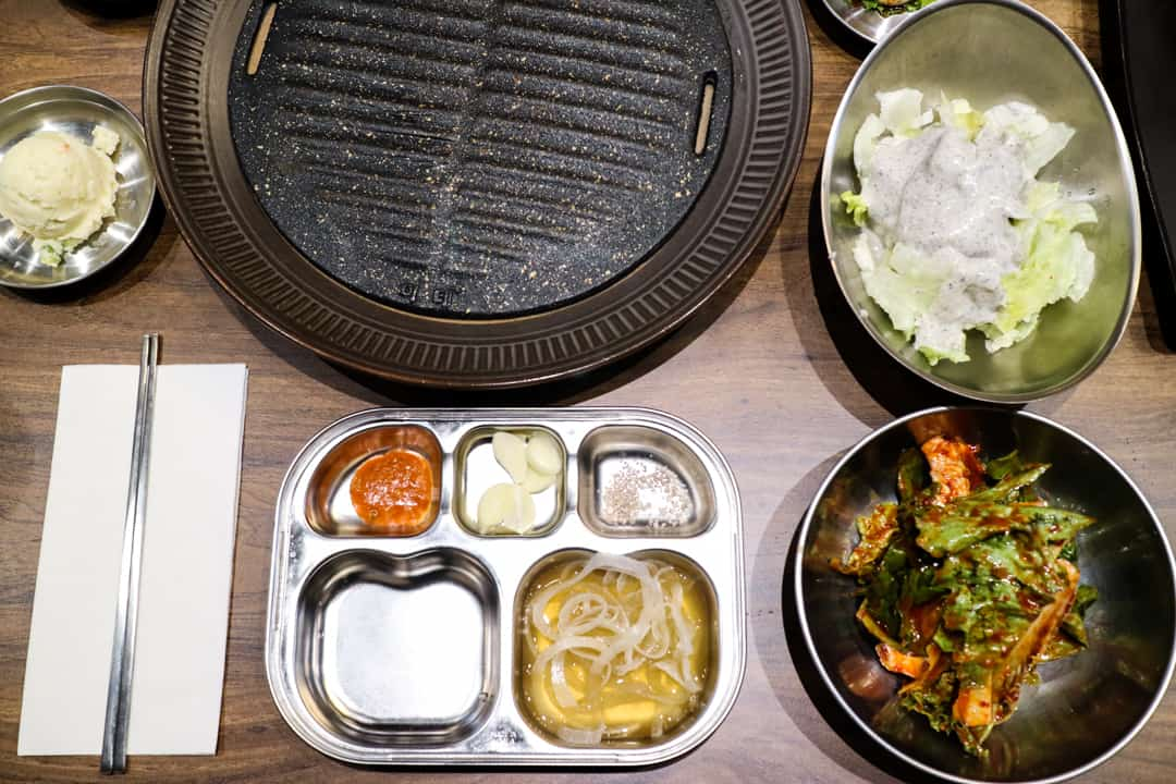 Little Piggy's Toronto - Korean barbecue