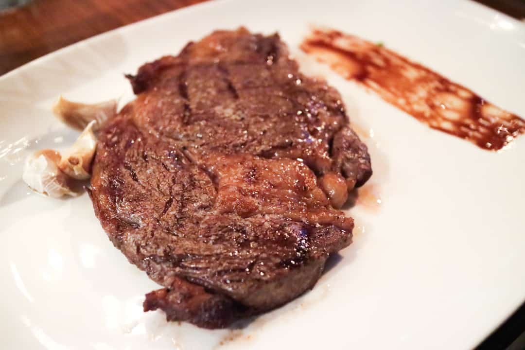 Wagyu Ribeye from Modern Steak Calgary