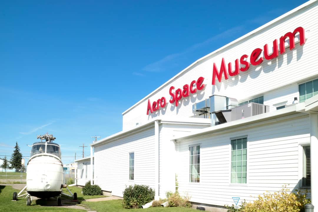 Summer Activities Calgary: Aero Space Museum