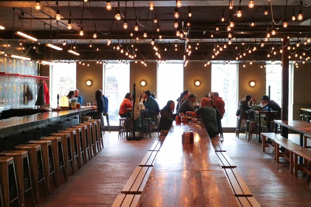Wvrst, Sausage and Beer Hall Toronto