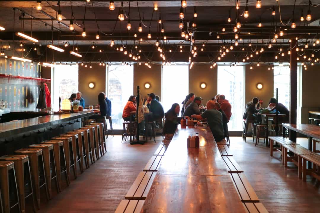 Wvrst, Sausage and Beer Hall Toronto