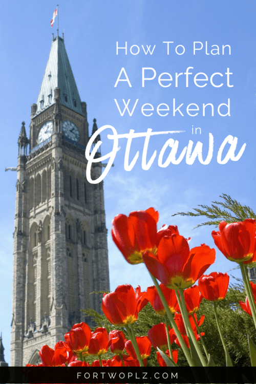 Planning a weekend trip to Ottawa, Canada? Wondering what must see attractions, best restaurants, and outdoor activities you can't miss? Click through to getyour inspiration from this carefully curated 2-day itinerary. #ottawa #ontario #Canada #travelcanada#travelguide#tripplanning#traveltips#itinerary#thingstodo#traveldestinations #summertravels #instagramspots #photospots #Parliament #BywardMarket#RideauCanal