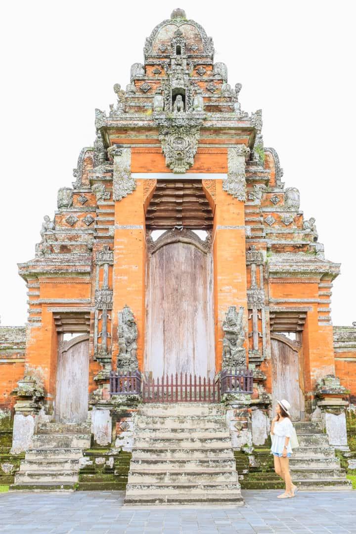 Taman Ayun Temple Bali Indonesia 9 - 15 Must-Visit Destinations In Bali