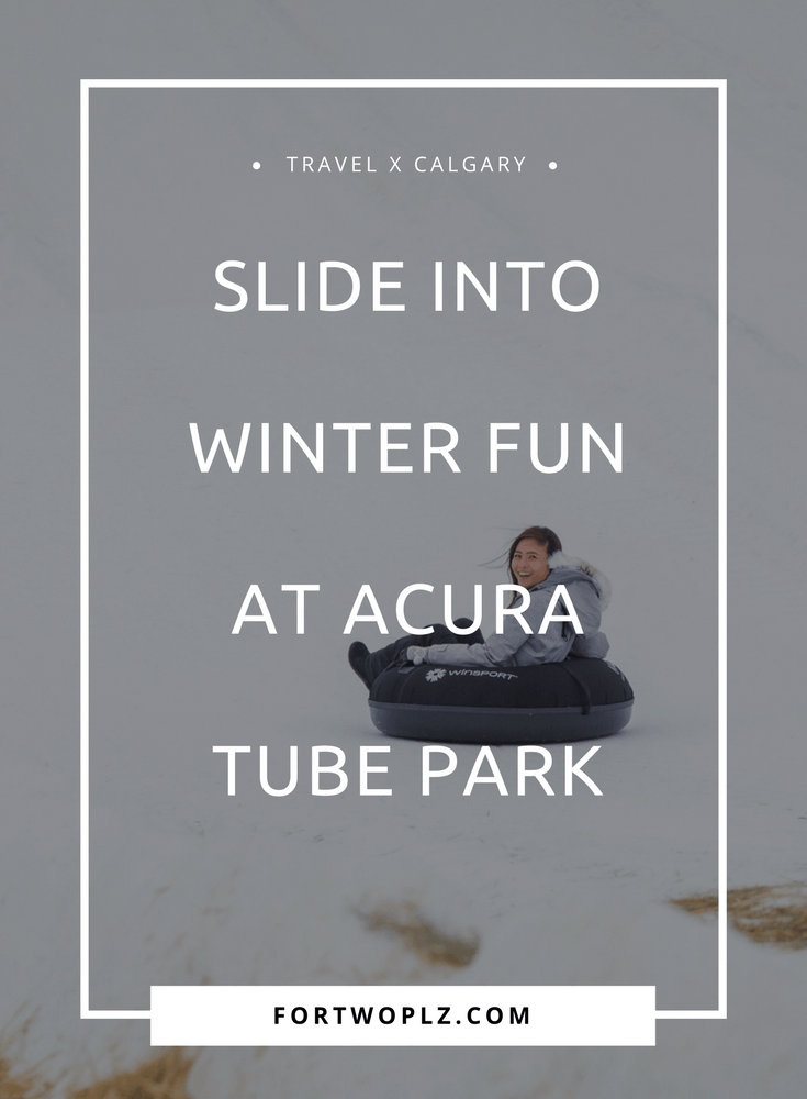 Acura Tube Park in Calgary provides a sense of adventure and excitement! Come celebrate the winter season by flying down the slopes in your own tube.