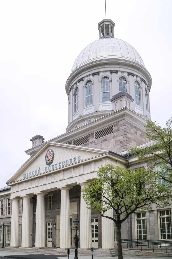 Bonsecours Market Montreal
