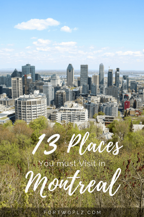 Start your Canada vacation with a trip to Montreal! Here's an insider's guide to the best places to see and eat in Montreal.