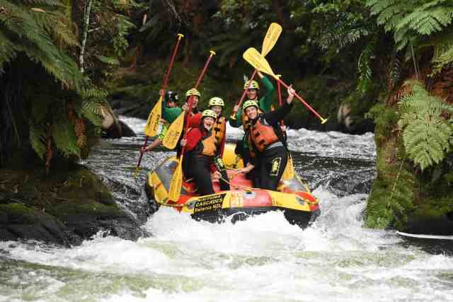 Adventure for adrenaline seekers: Rafting Rotorua New Zealand