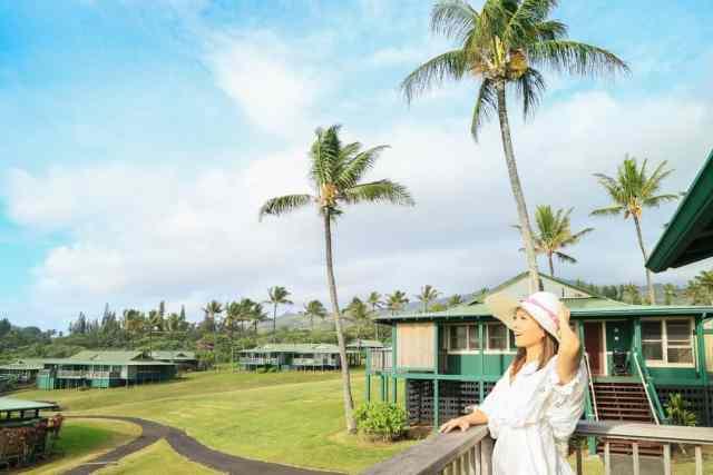 Travaasa Hana Maui Hawaii