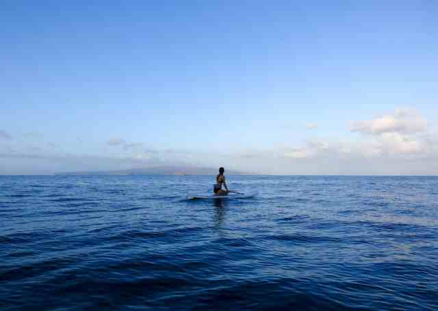 stand up paddle boarding maui hawaii