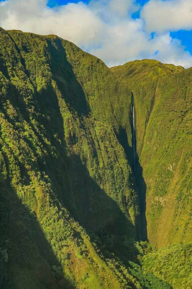 West Maui Molokai Helicopter Tour Air Maui Hawaii