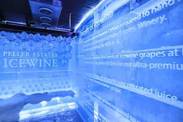 Peller Estates Best Winery Niagara on the Lake Ontario Canada