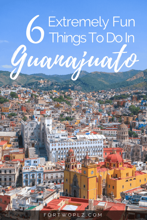 Guanajuato, Mexico is a UNESCO World Heritage City with colorful houses, Spanish colonial architecture and rich history. Here are the top things to do in this magical destination.