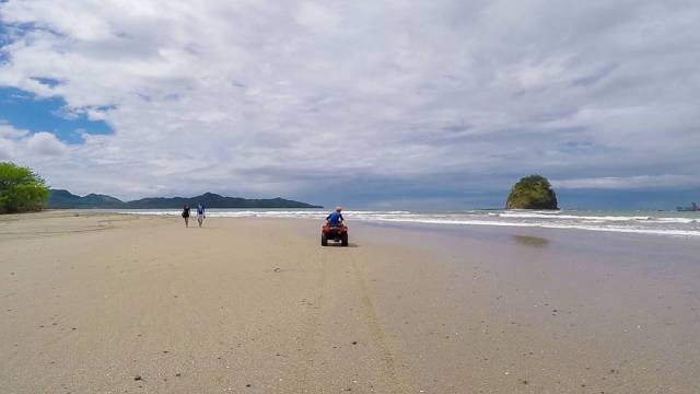 Unforgettable things to do in Costa Rica in November beach hopping atv