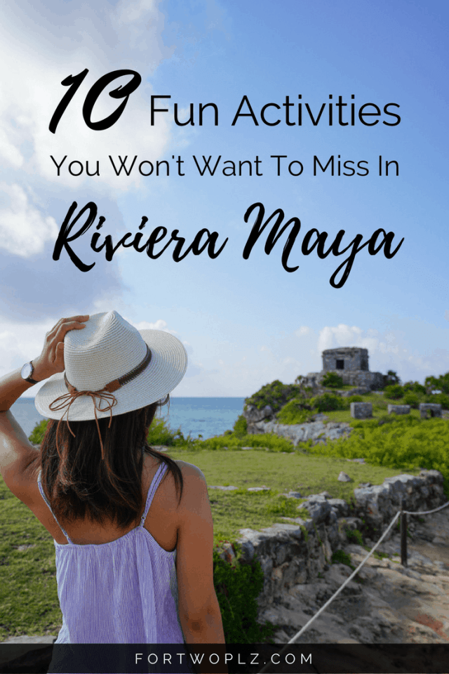 Heading to Riviera Maya, Mexico for a beach vacation? This travel guide features best things to do in Tulum, Isla Mujeres, Cozumel, Sian Kaan and other places in Riviera Maya and Cancun area. Travel Guide | Travel Tips and Advice | Travel Tips | Trip Planning | Best Things To Do #travelguide #tripplanning#traveltips #mexicotravel #travelguide #unescoworldheritage #tulum #cancun
