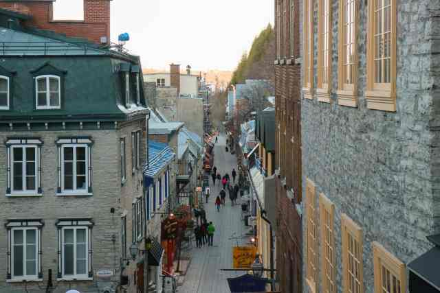 Romantic Things To Do in Quebec City in Summer