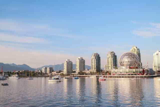 Vancouver Date Ideas Olympic Village Science World