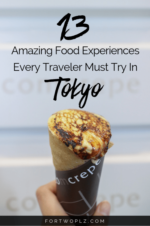 13 best food experiences to try in Tokyo