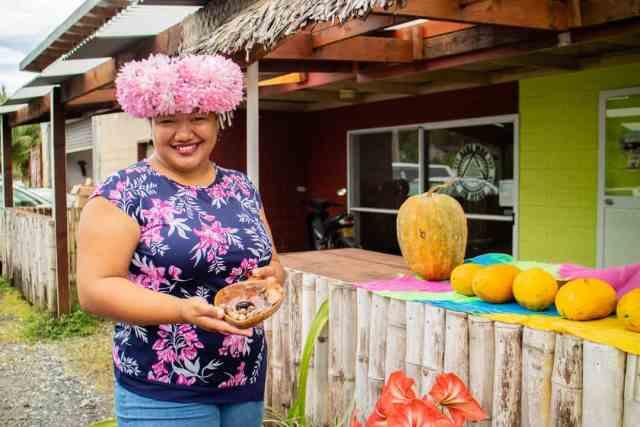 Backyard Tour Rarotonga Cook Islands
