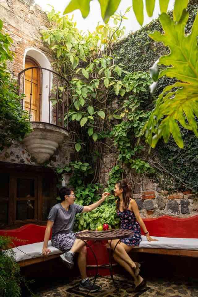 Casa Los Pasos, a boutique hotel in Antigua, Guatemala