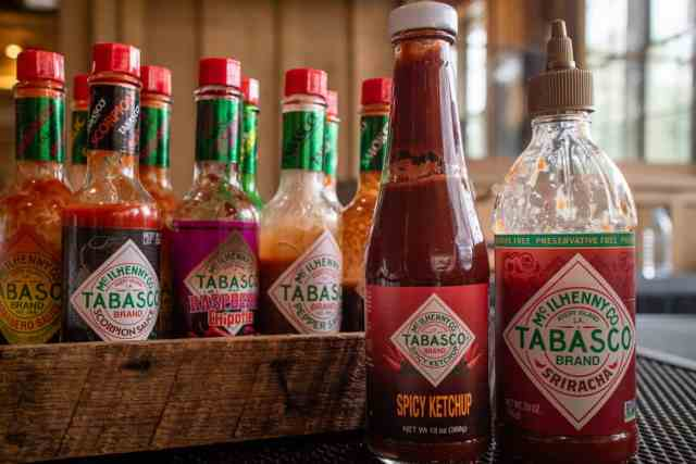 Tabasco Factory Avery Island Louisiana