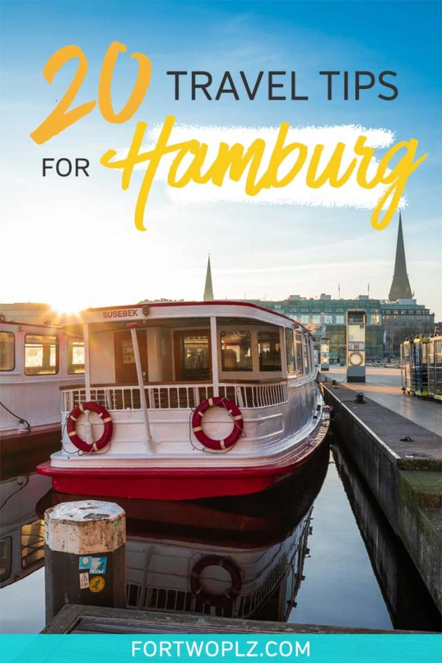 Visiting Hamburg for the first time? Here are 20 things to keep in mind when planning your Hamburg trip. From getting around Hamburg city to ways to save money, these Hamburg travel tips will help you make the best of your Germany travel experience! #hamburg #travelgermany #europe #hamburgtravel #europetips