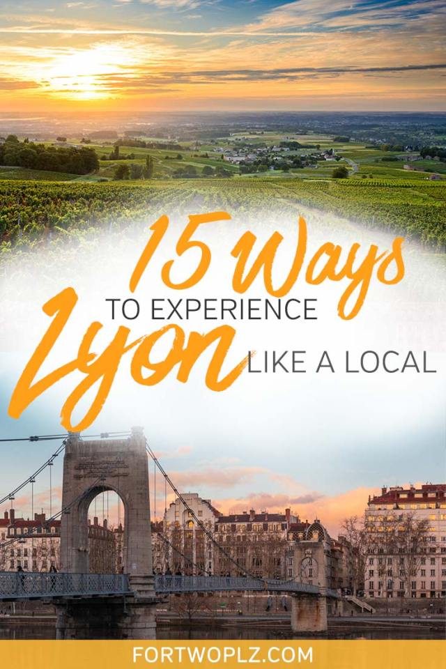 Before visiting Lyon, France, here are some travel tips to help you see Lyon like a local! Click this Lyon city guide to discover where to stay, where to eat, and what to see in Lyon so that your next France vacation goes as smoothly as possible! #france #francetravel #visitfrance #europe #europetips