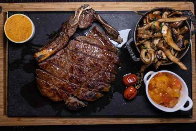 Meatery Hamburg steak house