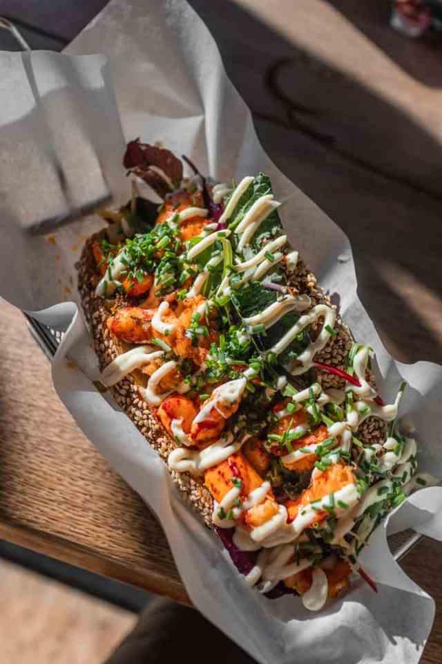 Underdocks Lobster Roll Hamburg