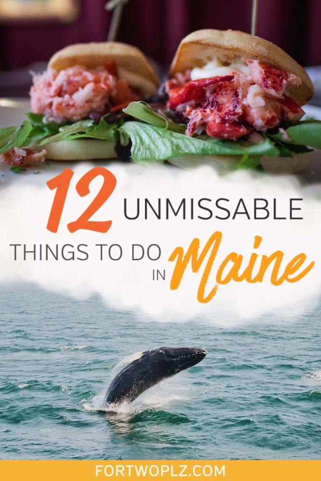 Looking for things to do on your Maine summer vacation? Whether you are into lighthouses or bird watching, Maine has a ton of fun activities to offer! Make time for these 12 activities on your Maine road trip. You're guaranteed to have a good time! #roadtrip #newengland #usatravel #summertravel