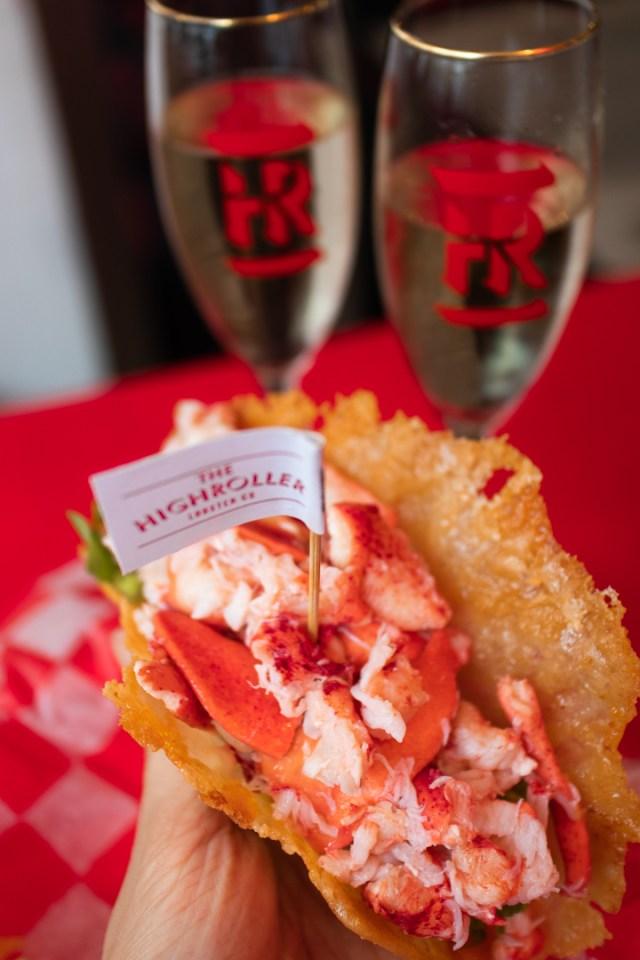 Highroller Lobster 36 hours in Portland Maine