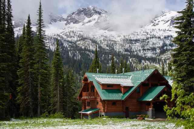 Island Lake Lodge Fernie BC