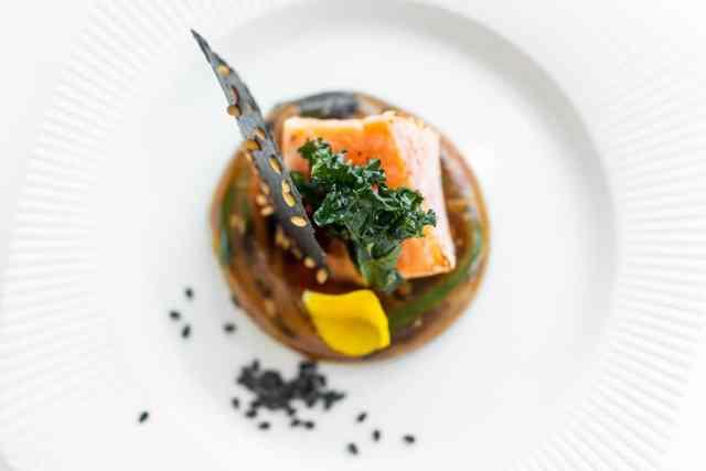 Les Trois Domes Michelin Restaurant Lyon France-2