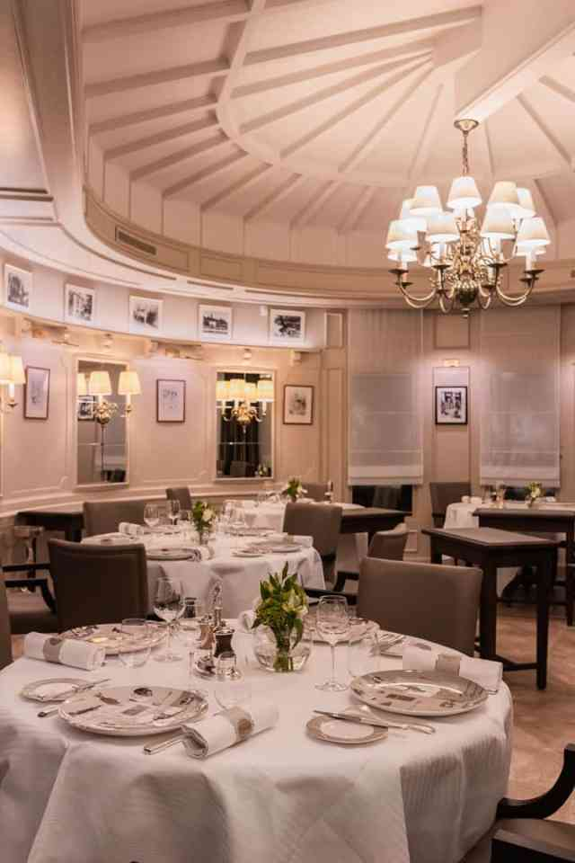 Paul Bocuse Restaurant Lyon - Top Michelin Restaurant France