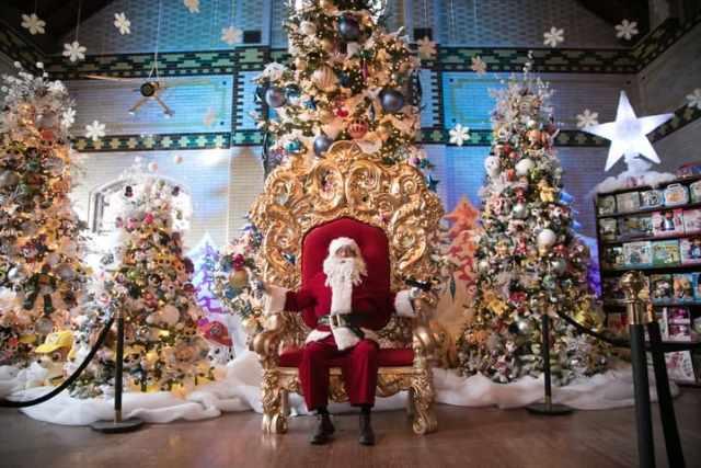 Casa Loma Christmas
