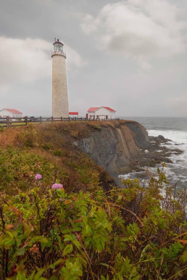 Cap-des-Rosiers Lighthouse