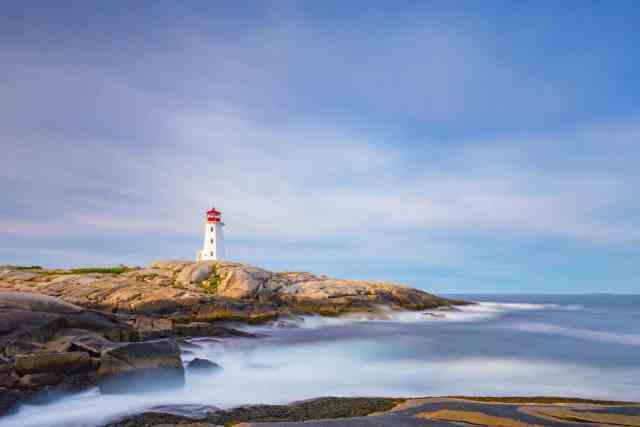 Peggys Cove South Shore Nova Scotia Must See